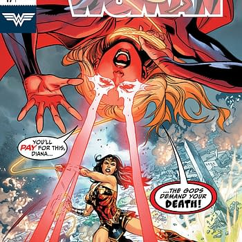 Wonder Woman #47 cover by Emanuela Lupacchino, Ray McCarthy, and Romulo Fajardo Jr.