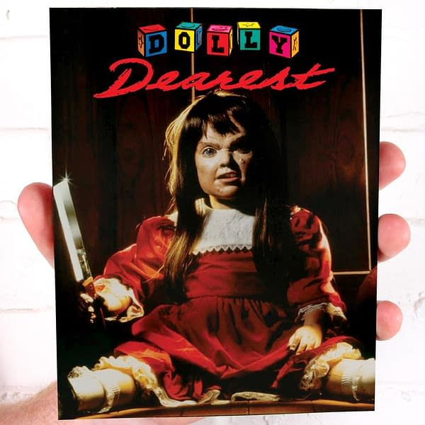 'Dolly Dearest' Restored by Vinegar Syndrome, Available on Blu-ray Now