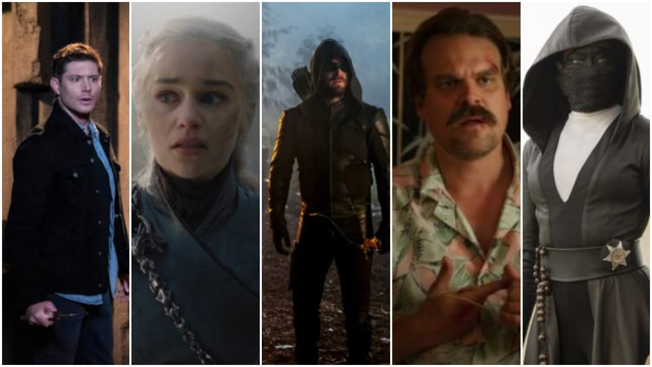 """Supernatural"", ""Watchmen"", ""Game of Thrones"" Biggest WTF TV Moments of 2019"