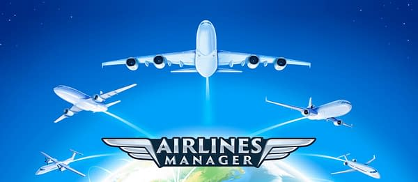 Playiron Game Studio have had a lot of success with Airlines Manager on iOS and Android.