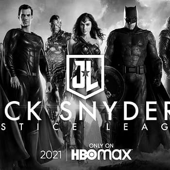 Justice League Snyder Cut teaser
