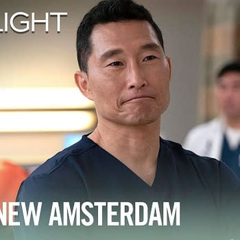 Get to Know Dr. Cassian Shin - New Amsterdam
