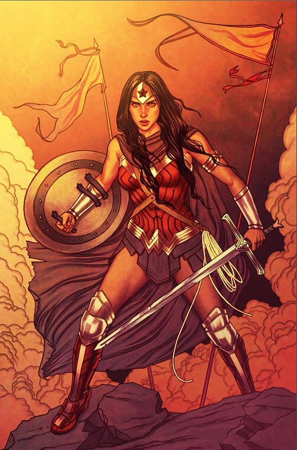 11 Revealed DC Comics Covers for December by Jenny Frison, Adam Hughes, Stjepan Šejić and More