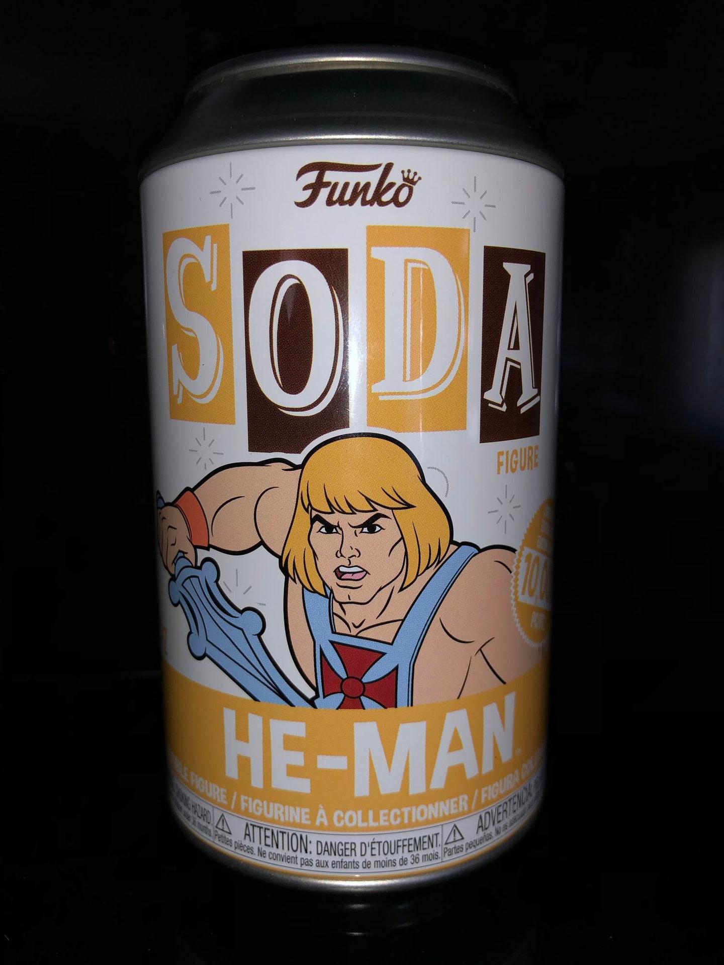 Funko Soda Masters of the Universe81