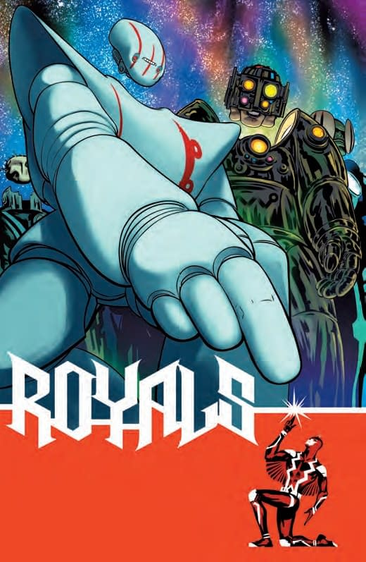 The Inhuman Royals Return To Earth In 2018 For Marvel Legacy