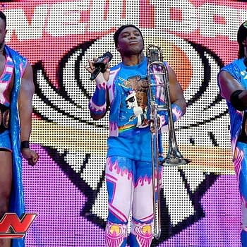 WWE The New Day Makes an Entrance with Statues from Eaglemoss