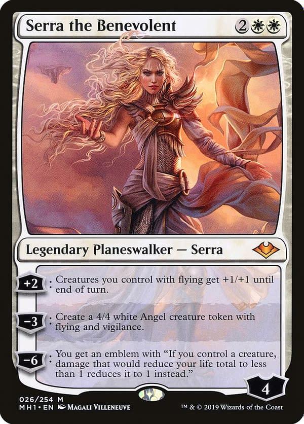 """Serra the Benevolent"" Deck Tech - ""Magic: The Gathering"""