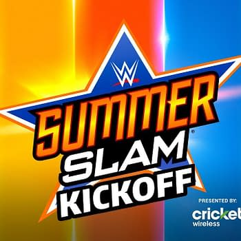 A look at last year's SummerSlam Kick-Off logo, courtesy of WWE.