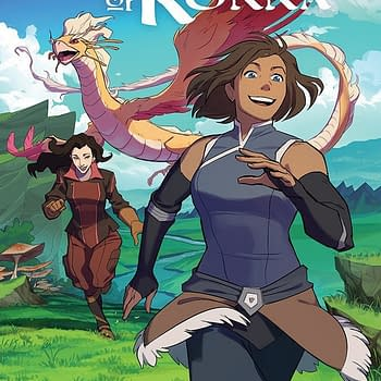 Legend of Korra Cast Returns for Second Dark Horse Comic Book Reading