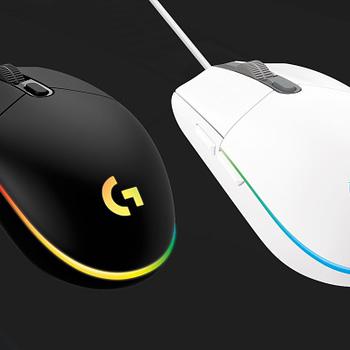 Logitech G Reveals The G203 Lightsync Gaming Mouse