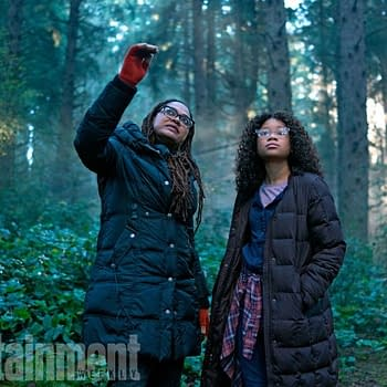 A Wrinkle In Time bts