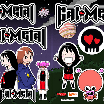 XSEED and Marvelous Announce Gal Metal Coming to the West