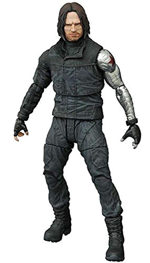 Marvel Select MCU Winter Soldier