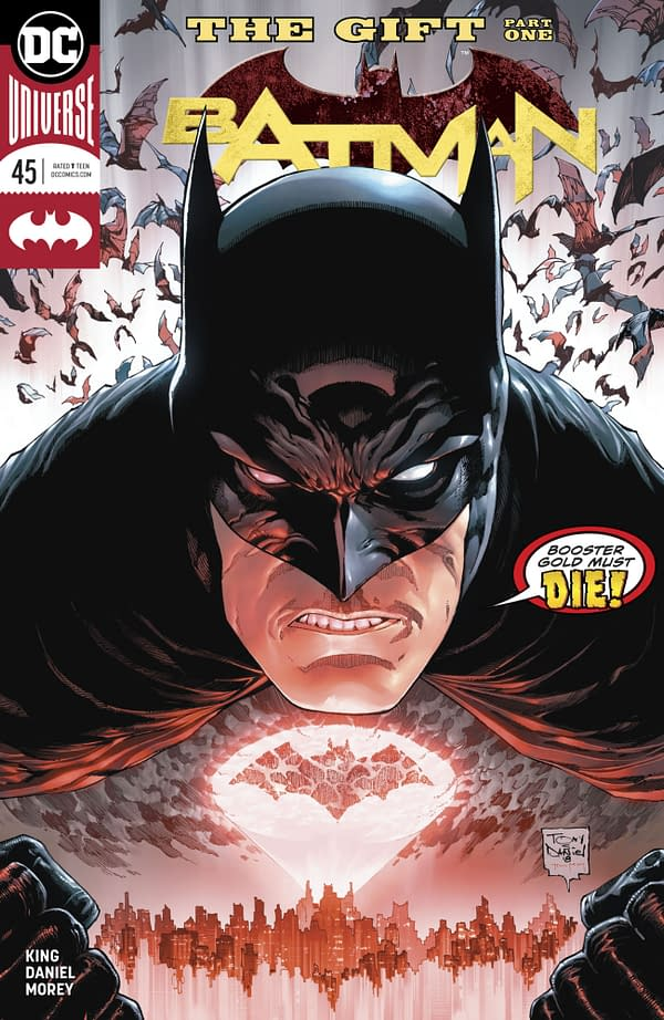 Big Spoilers for Batman #45 and DC Nation #0 Revealed at C2E2
