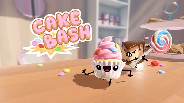 You can try the demo for #Cake Bash during the Steam Game Festival, courtesy of Coatsink.