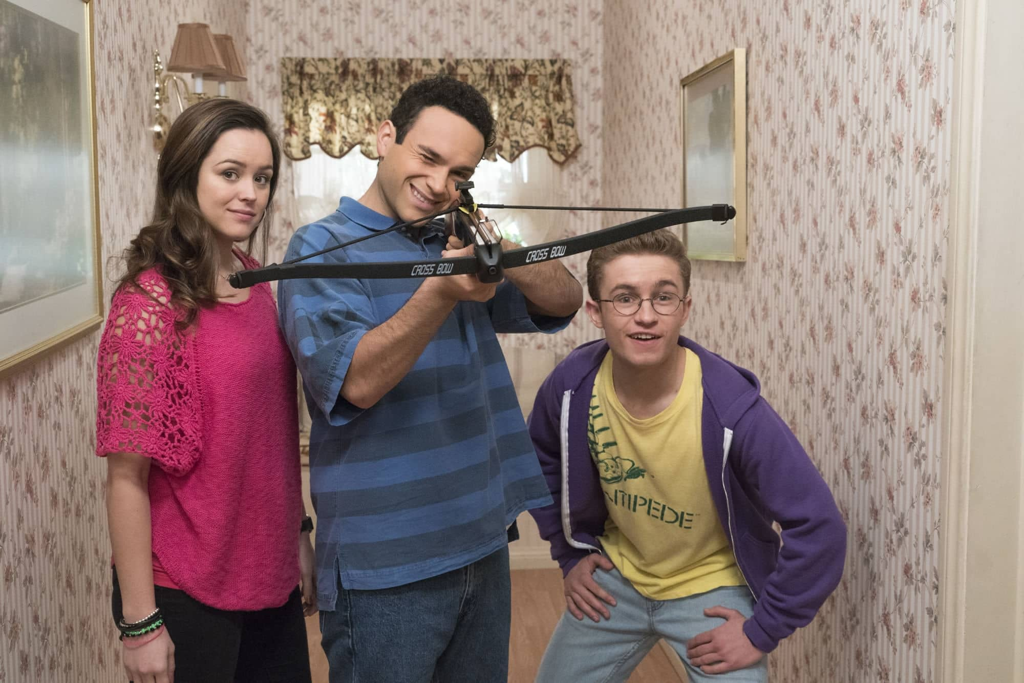 The Goldbergs Season 6 Our Perfect Strangers Image 2