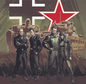 [Exclusive] Garth Ennis and PJ Holden Lead World of Tanks: Citadel Miniseries