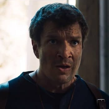 Nathan Fillion fan Uncharted