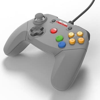 Retro Fighters Looking To Make A Modern N64 Controller