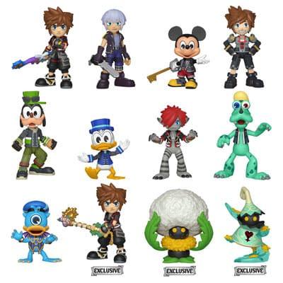 Funko Kingdom Hearts Mystery Minis 2
