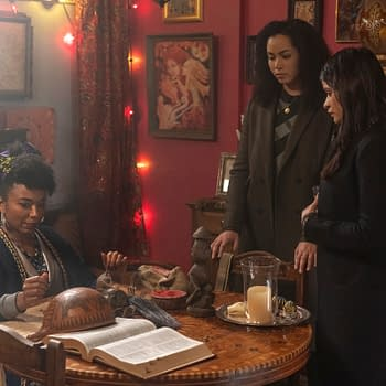 Charmed Season 1 Episode 18 The Replacement for Harry Not Exactly What The Vera Sisters Ordered [PREVIEW]
