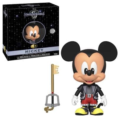 Funko Kingdom Hearts 3 Five Star 2jpeg
