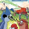 Not A Clash Of Kings&#8230A Clash Of Consoles: New Regular Show GN Out This Week