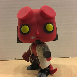 Hellboy Funko Pop 6