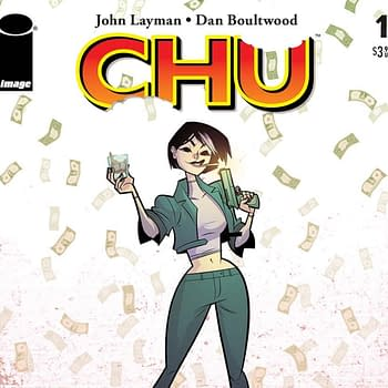 John Layman and Dan Boultwood Launch Chew Sequel - Chu