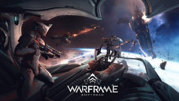 """Warframe"" Introduces The Empyrean Update During The Game Awards"