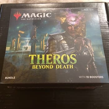 """Review: """"Theros: Beyond Death"""" Bundle - """"Magic: The Gathering"""""""