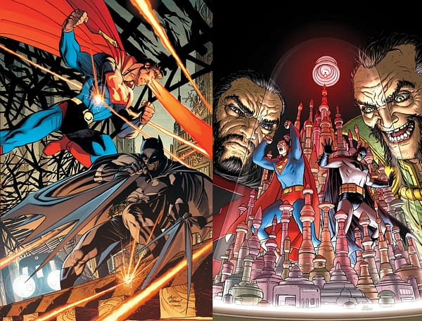 Superman and Batman Launch a New Surveillance Status Quo in February