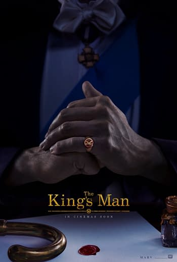 "First Trailer and Poster for The Kingsman Prequel ""The King's Man"""