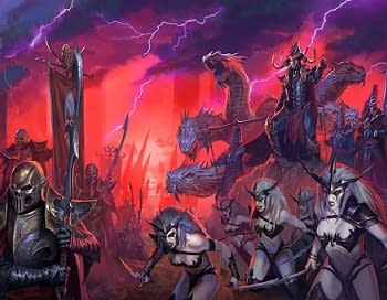 Total War: Warhammer II Is All About The Dark Elves Today
