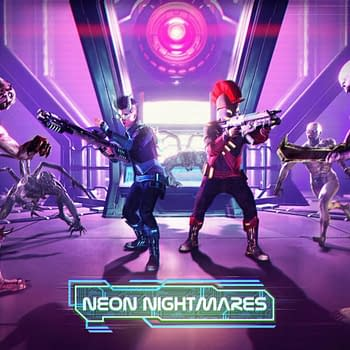 Killing Floor 2 Neon Nightmares Art