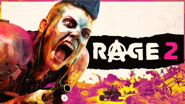 Bethesda Confirms Rage 2 has Gone Gold