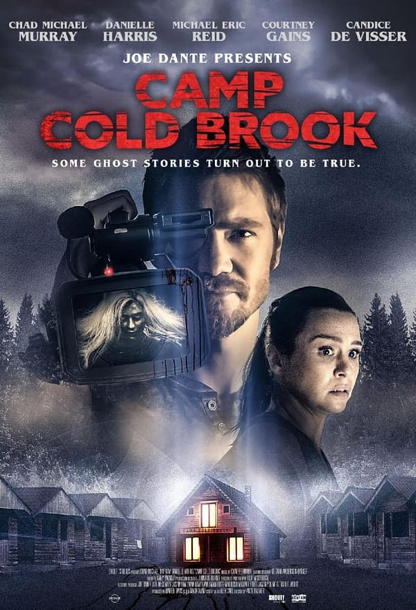'Camp Cold Brook': Watch the Trailer for the 2000's Style Horror Film Now