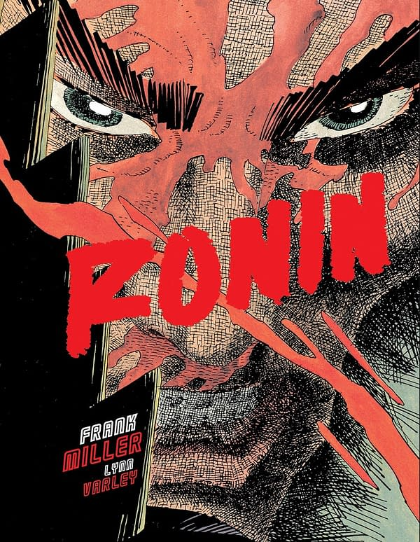 Frank Miller's Ronin Gets a New Edition with New Extras