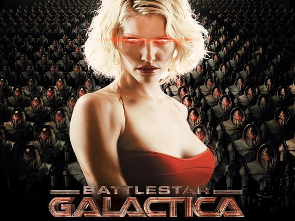 Action Stations: SYFY's New 'Battlestar Galactica' Podcast Just Launched