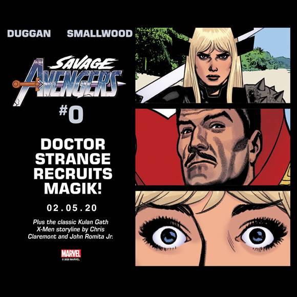 Savage Avengers #0 Will Spoil Savage Avengers #11