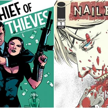 Skybound Galactic Sony Pictures TV Developing Image Comics Thief of Thieves Nailbiter TV Series