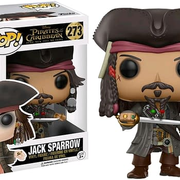 Jack Sparrow Is Finally A Funko Pop (Also SPOILERS I think)