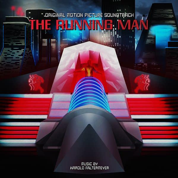 La bande originale de Running Man arrive sur vinyle en août