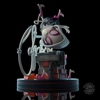Spider-Gwen Gets Her Very Own Q-Fig Elite Diorama