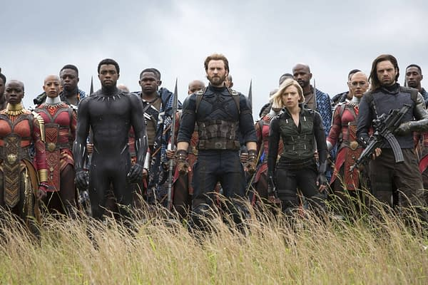 Avengers: Infinity War – A Brief Overview of 4K Blu-Ray Special Features