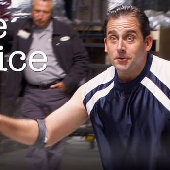 "Michael Scott (Steve Carell) from ""The Office,"" image courtesy of NBC Universal."