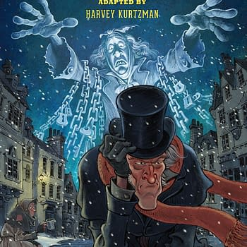 Harvey Kurtzman christmas carol