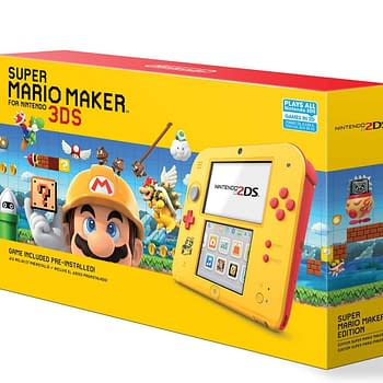 Nintendo Announce Two New Game Console Bundles for the Holidays