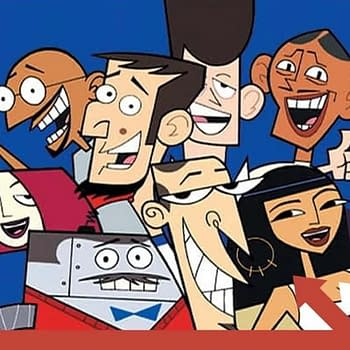 The cast of Clone High (Image: MTV Studios)