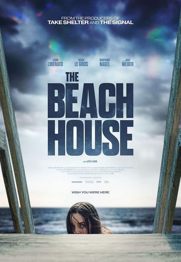 Watch The Trailer For Shudder's Relevant Film The Beach House